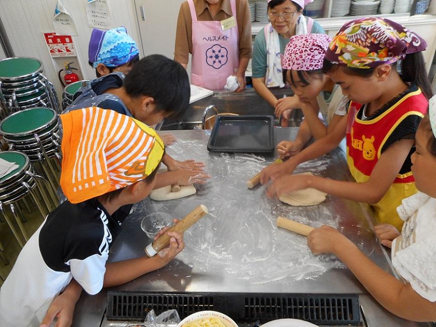 サマースクールー料理教室ー