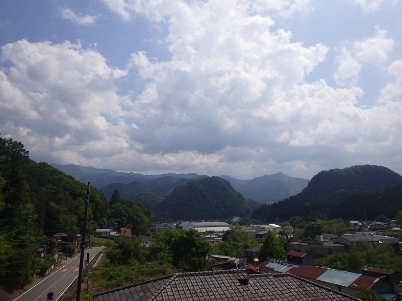 歴史館東側眺望(5月)