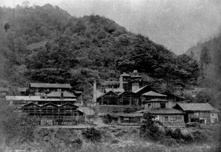 明治期の製鉄所