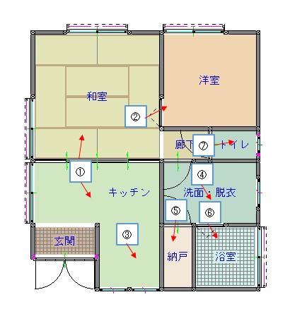 地域創生課(空き家バンク):60madori.jpgの画像